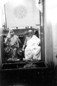 Darshan of Sri Aurobindo and The Mother